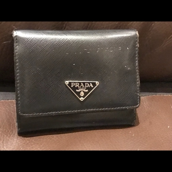 13dfb2cd8f Authentic Prada wallet... beautifully preowned. M 5af77a4205f43012272d19bf.  Other Bags ...